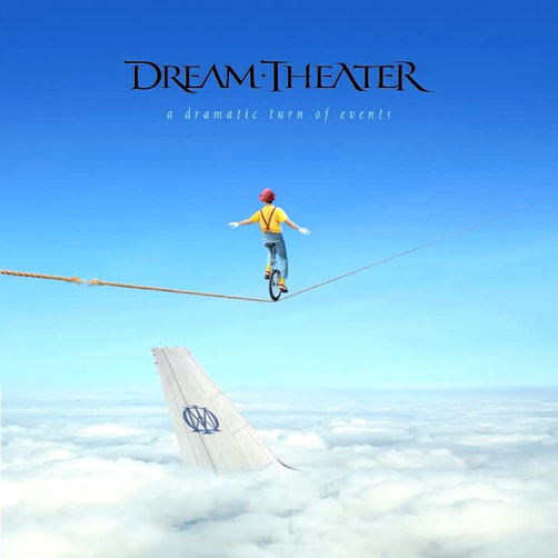 Dream Theater New Album, A Dramatic Turn of Events