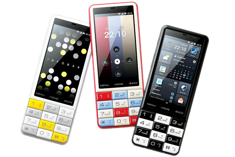 Infobar C01 Ponsel Android