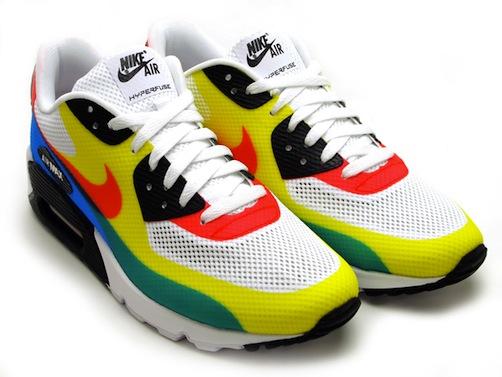Recordar Espere Literatura  Olimpiade ala Nike Air Max 90 Hyperfuse - FLAGIG
