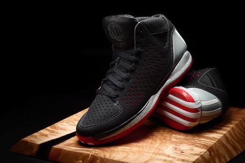 Sneakers terbaru Adizero Rose 3 f9d5fd1e10