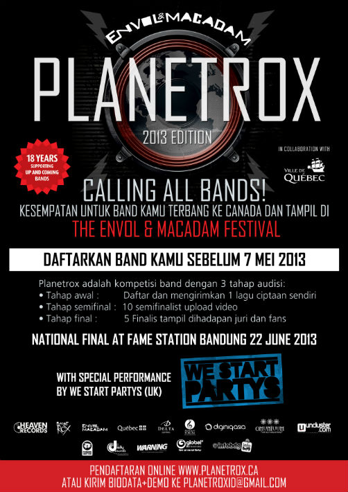 Poster planetrox 2013 WSP