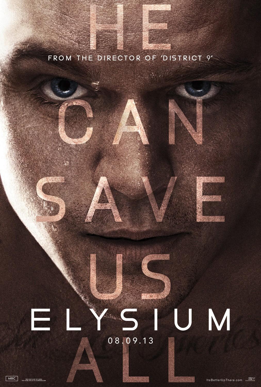 Elysium Poster 1