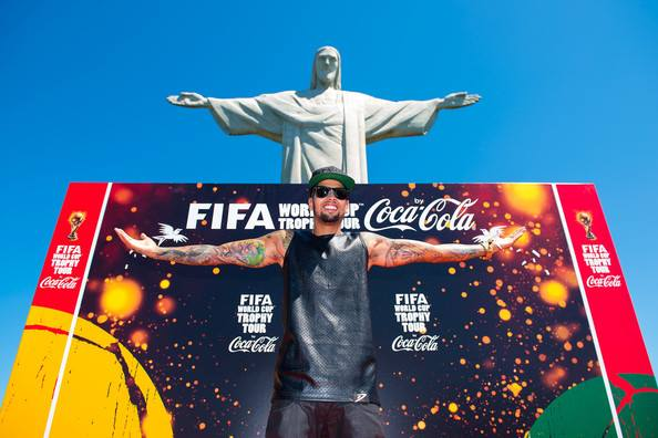 David Correy World Cup