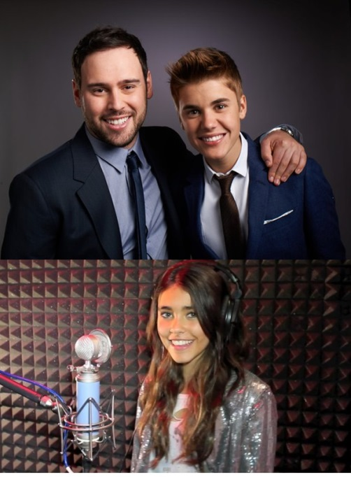 Justin Bieber Madison Beer 1 edit