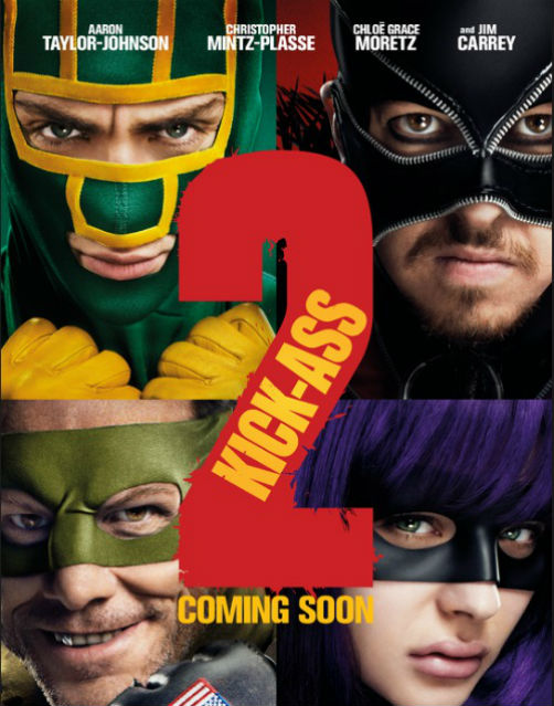 New-Kick-Ass-2-Poster