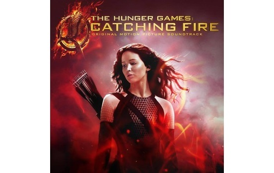 catching fire ost