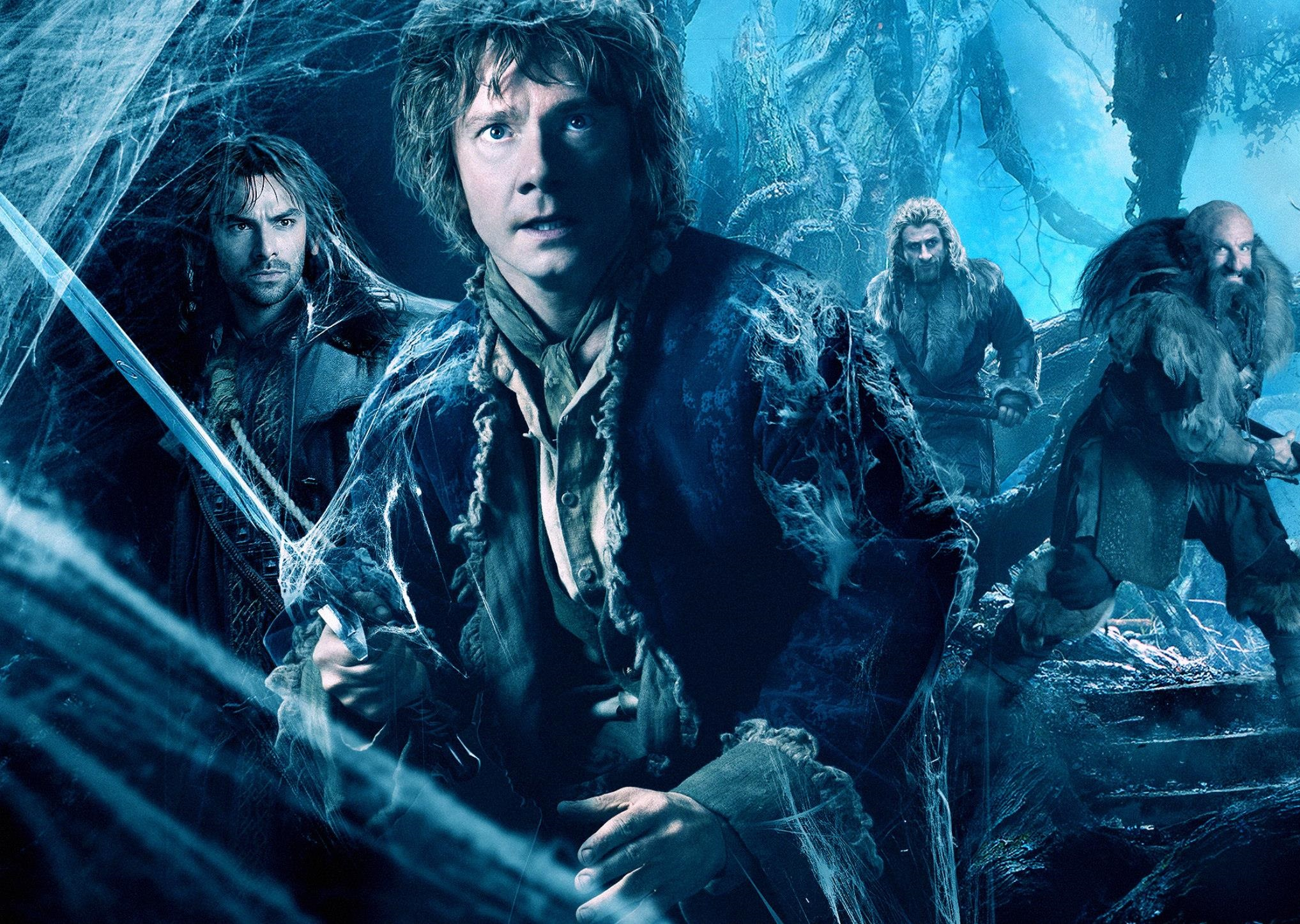 The Hobbit Desolation of Smaug 1