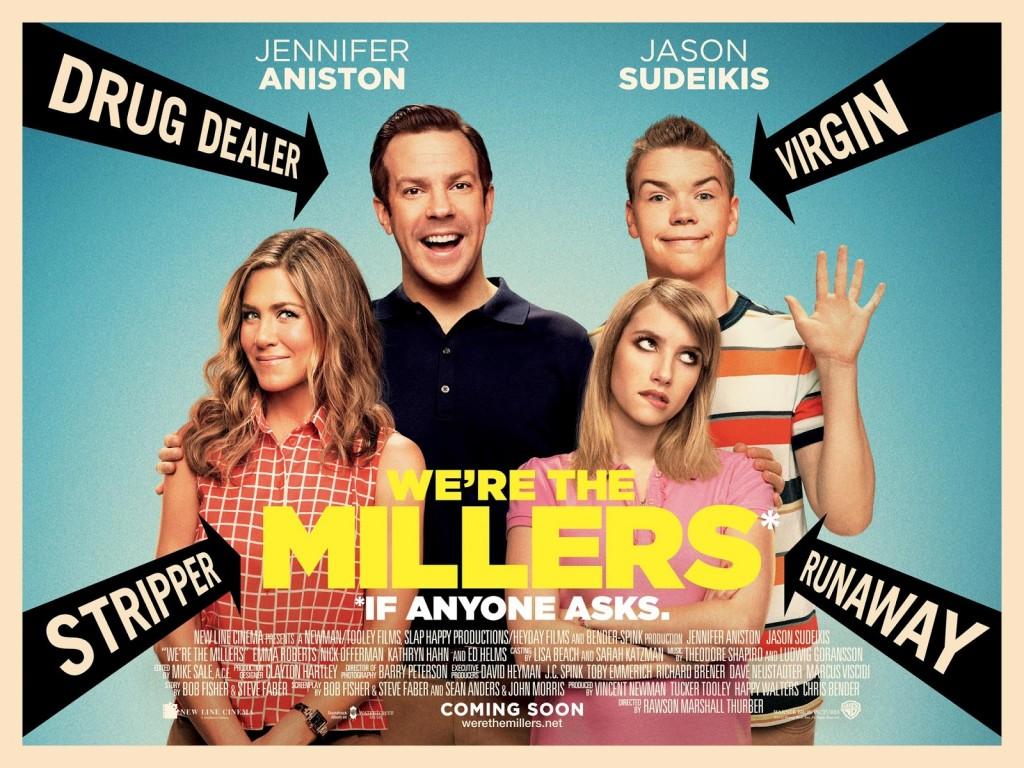 We Re The Millers Piknik Heboh Keluarga Disfungsi Movie Review Flagig
