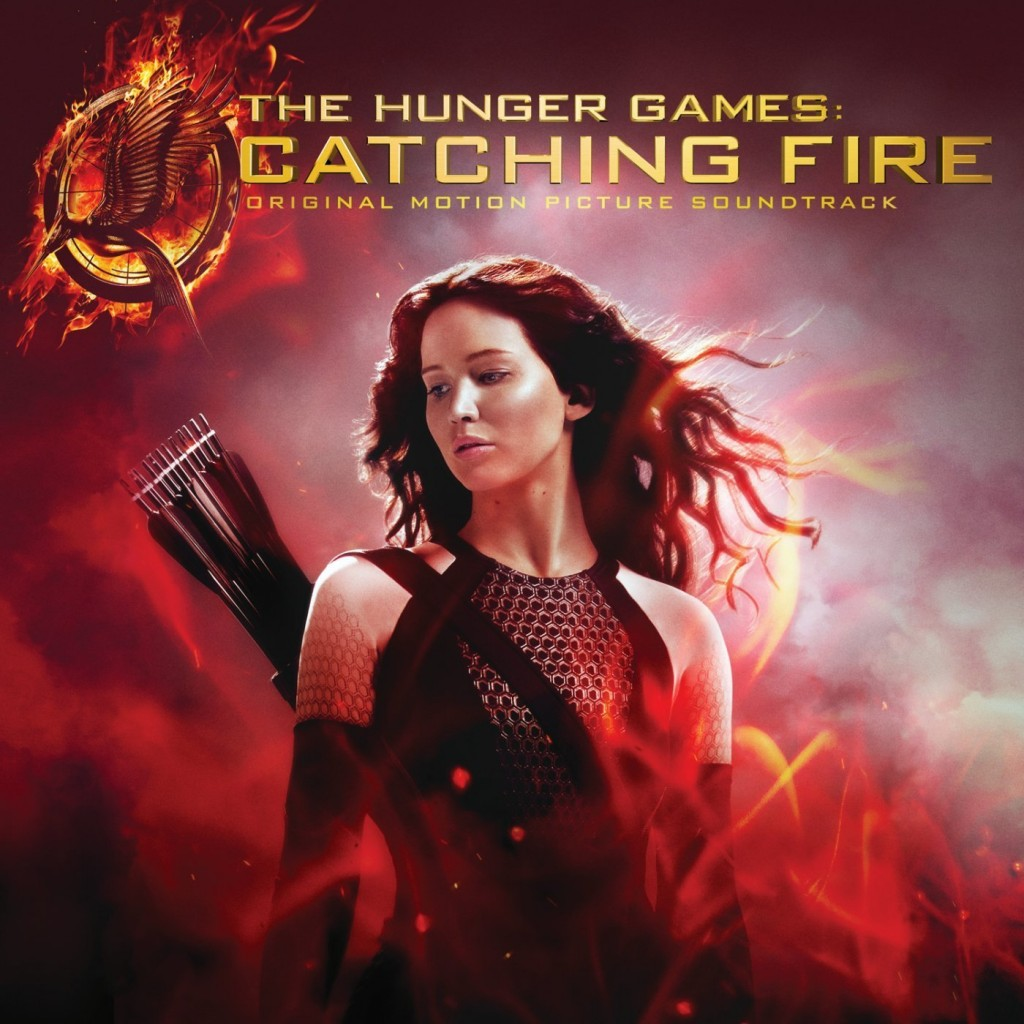 catching fire ost 1
