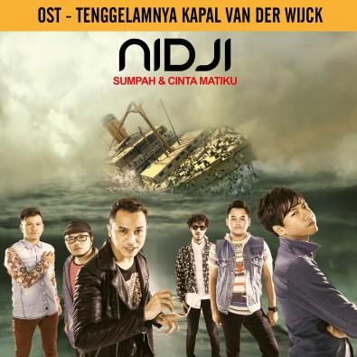 Nidji sumpah