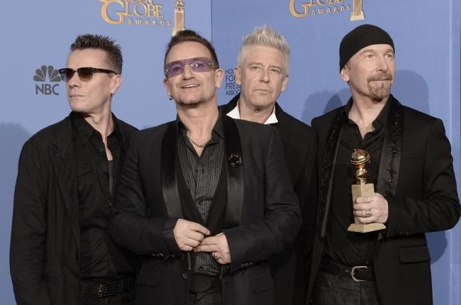 U2 Golden Globe