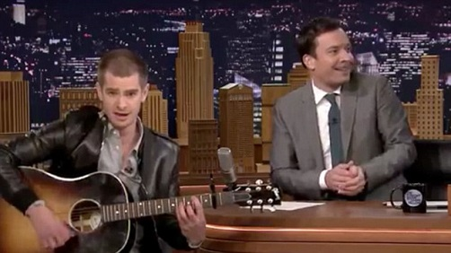 Andrew Garfield Jimmy