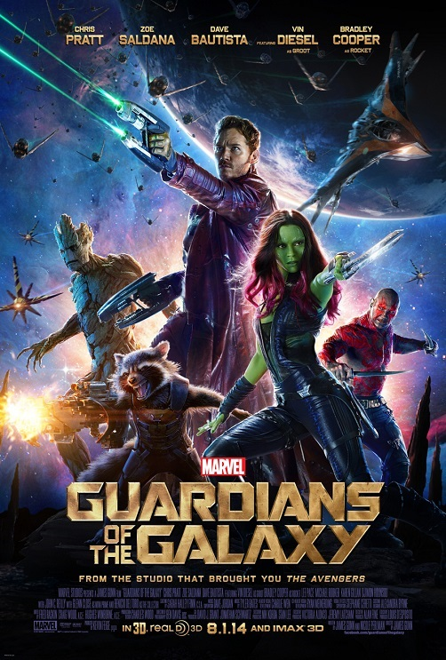 Guardians of The Galaxy edit