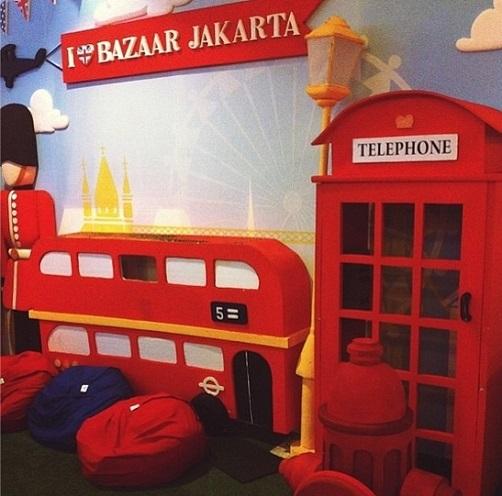I Love Bazaar Jakarta 1