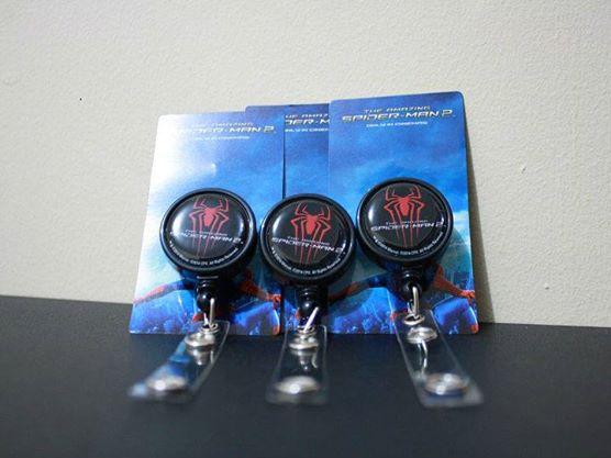 Official Merchandise Spiderman Keychain