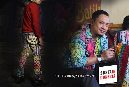 Sidjibatik by Sukarman