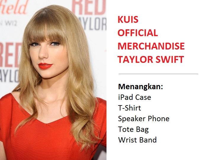 Kuis Taylor Swift