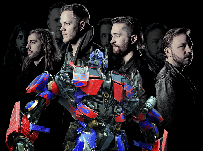 imagine dragons battle cry transformers