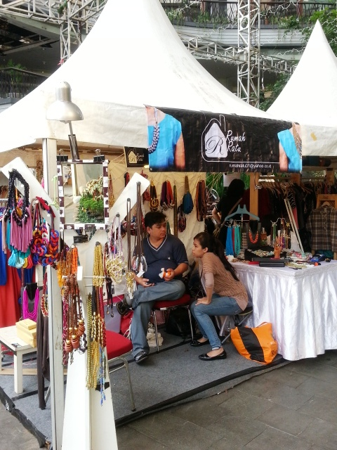 Booth CL-1
