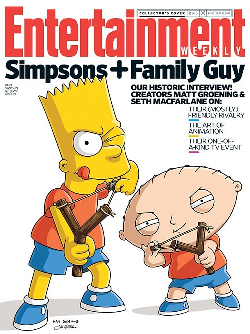 The Simpons Guy 2