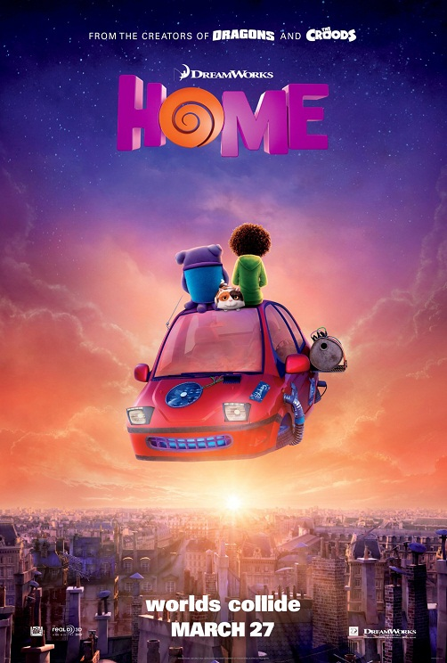 DreamWorks-Home-Movie-Poster
