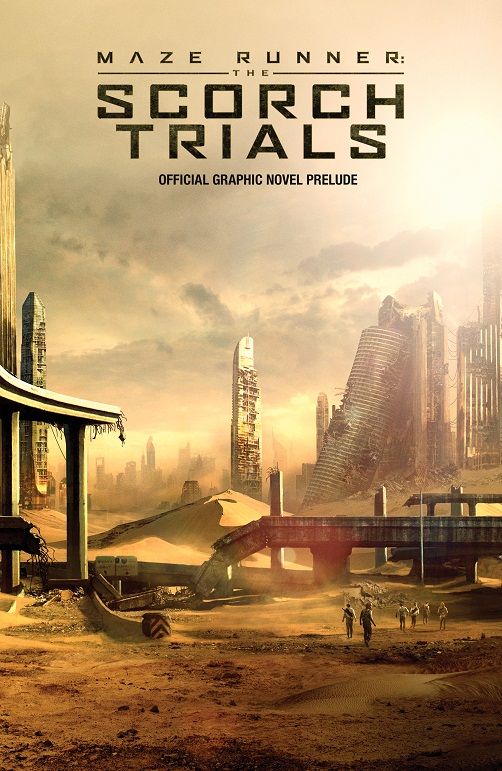 Maze Runner Scorch Trials OGN Cover
