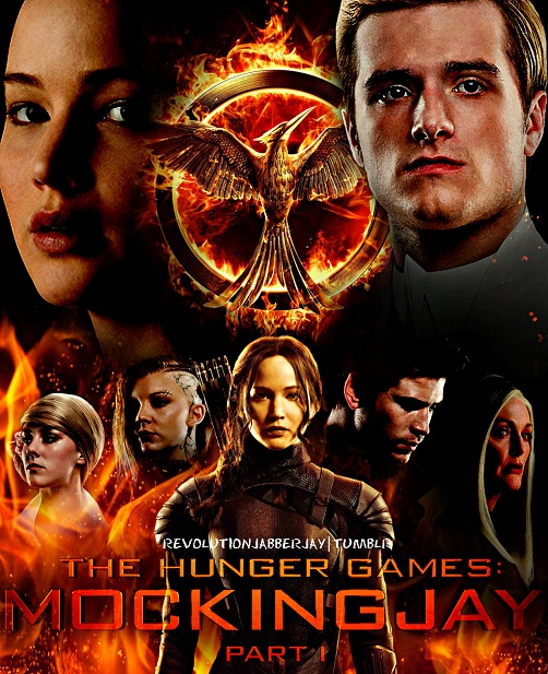 the_hunger_games__mockingjay_part_1___poster_by_revolutionmockingjay