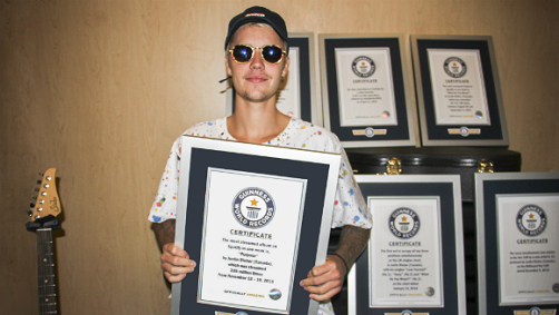 JustinBieber in GWR 2017 Edition (1 edit _tcm25-441429