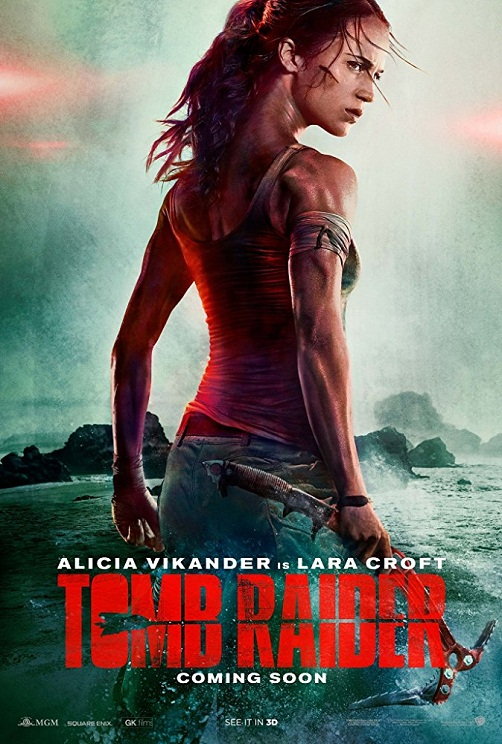 Tomb Raider 2018 Kisah Lara Croft Yang Lebih Manusiawi Movie Review Flagig